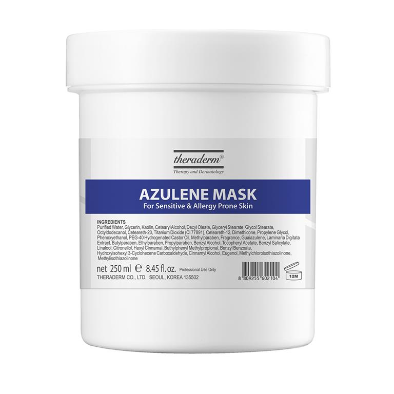 Azulene Mask 250 ml.