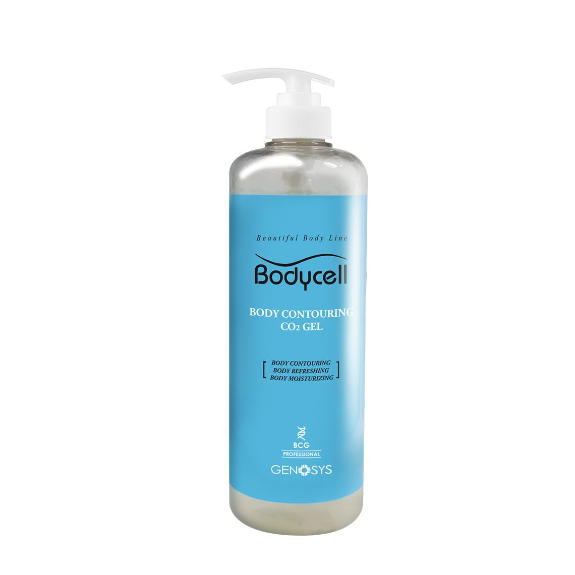 Bodycell Body Contouring CO2 Gel 1000 ml.