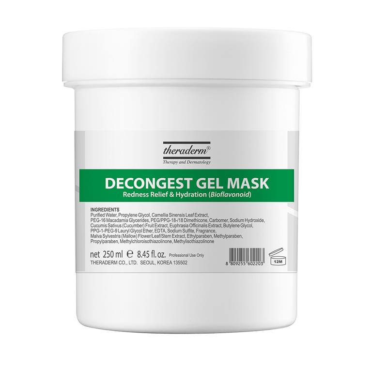 Decongest Gel Mask(Anti-aging) 250 ml.