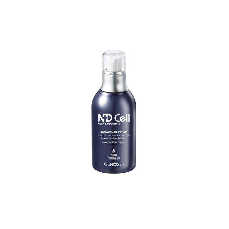 ND Cell Anti-Wrinkle Cream 50 ml.