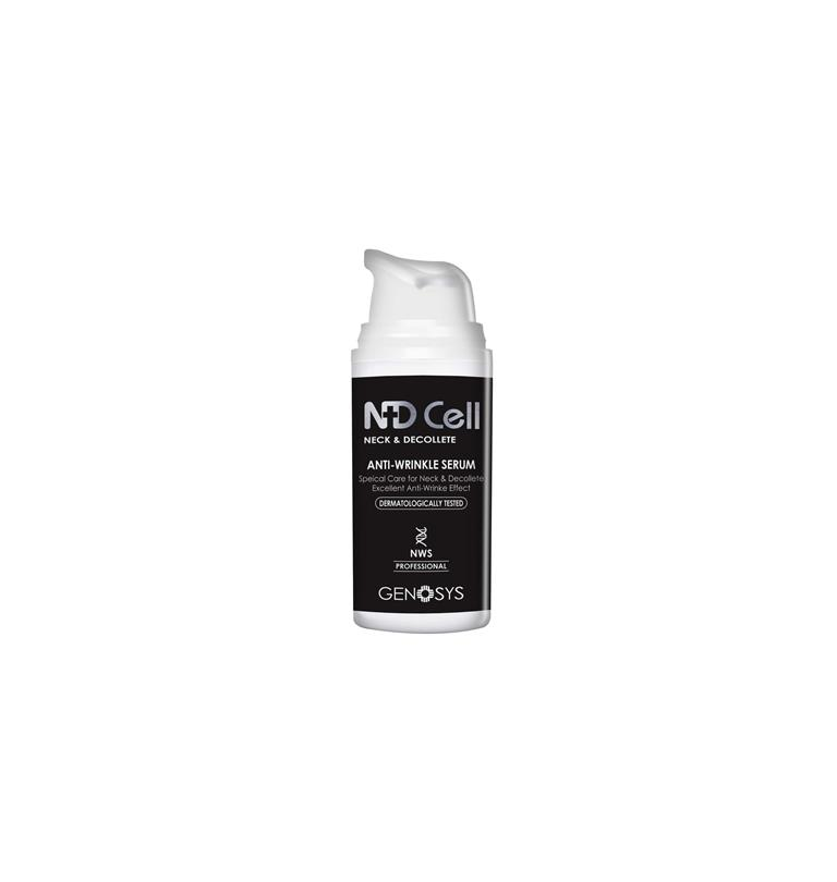 ND Cell Anti-Wrinkle Serum 30 ml.