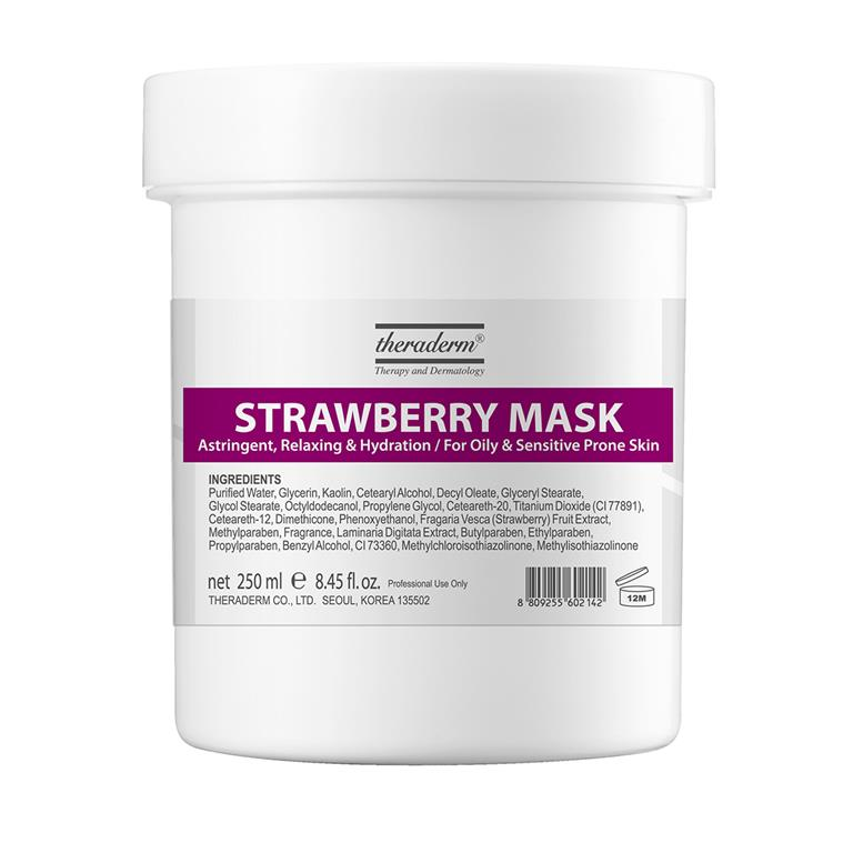 Strawberry Mask(Akne) 250 ml.