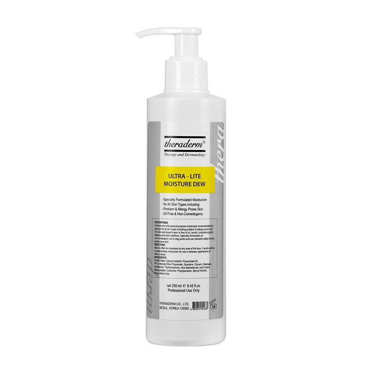 Ultra-Lite Moisture Dew 250 ml.