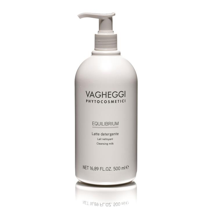 Equilibrium Cleansing Milk 500 ml.