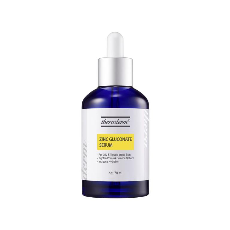 Zinc Gluconate Serum 70 ml.