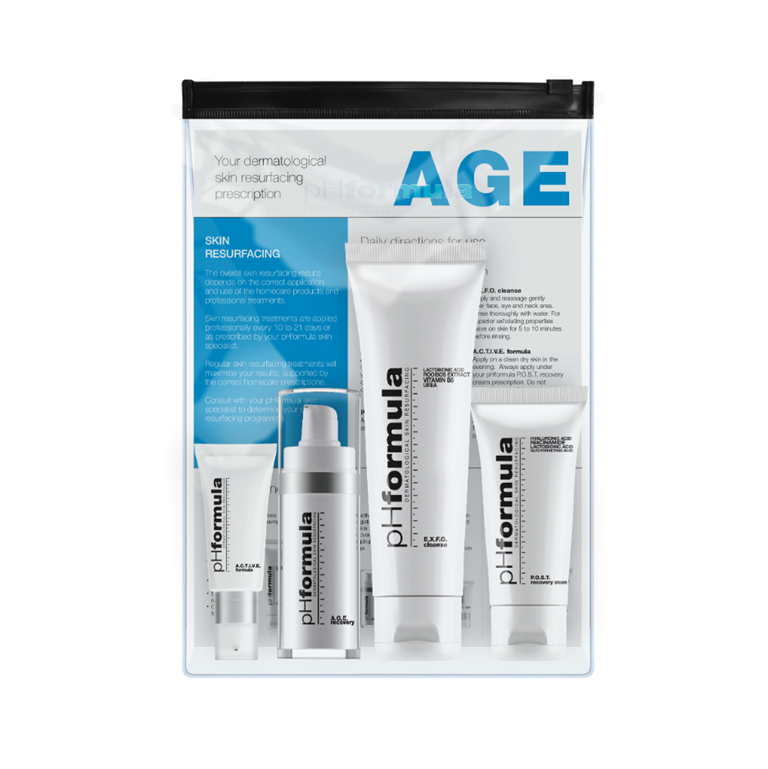 A.G.E. Resurfacing Kit.