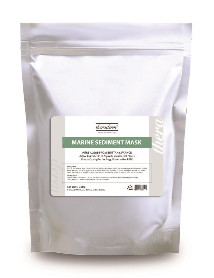 Marine Sediment Mask 750 gr.