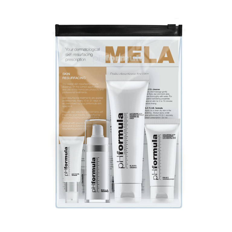 M.E.L.A Resurfacing Kit.
