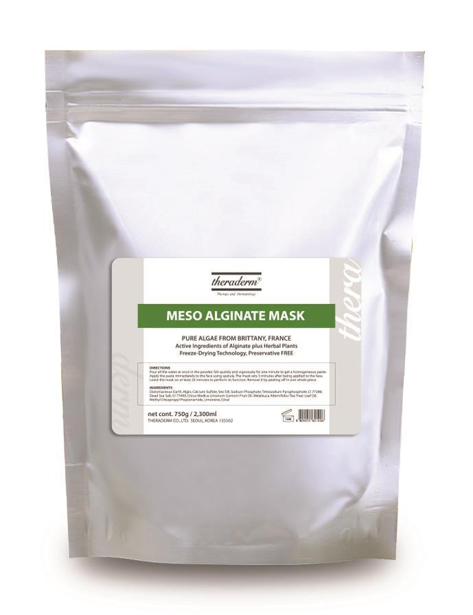 Meso Alginate Mask 750 gr.